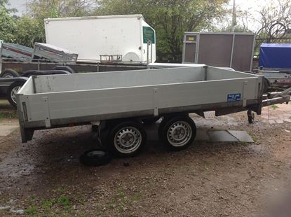 Picture of Anssems Commercial Trailer