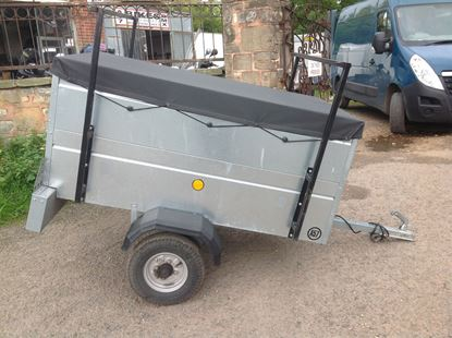 Picture of Caddy 530 with High Side Kit and Cover