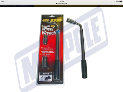 Picture of Wheel Wrench