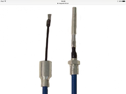 Picture of Brake Cable, 1630MM Longlife,detachable Bowden Cable