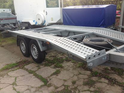 Picture of Car Transporter