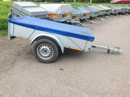 Picture of Anssems Car Trailer