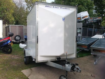 Picture of Blue Line Box Trailer