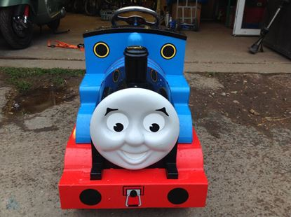 Picture of Thomas Tank Engine Vintage Pedal Car - SOLD!!!!