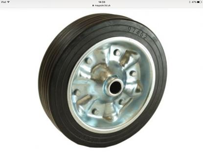 Picture of 225mm Steel Wheel