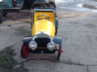 Picture of Brum Style Child's Vintage Car
