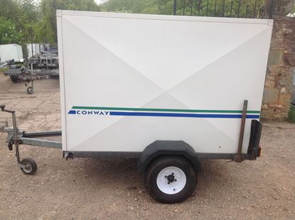 Picture of Conway Box Trailer