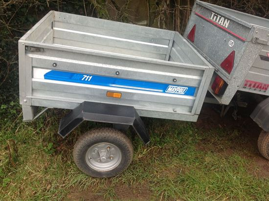 Picture of Maypole 711 Car Trailer - SOLD!!!!!!!!!!!!!
