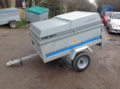 Picture of Maypole SY150 with Lockable Hard Top Lid