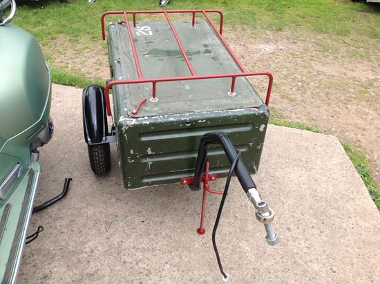 Picture of Scooter/Bike Trailer