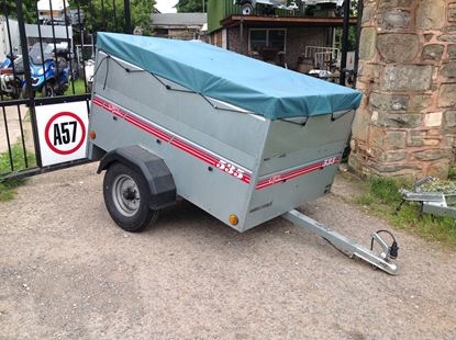 Picture of Caddy 535 with High Side Kit and Cover