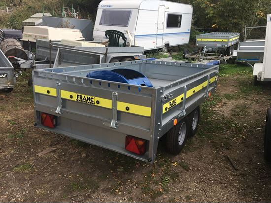 Picture of Franc Car Trailer