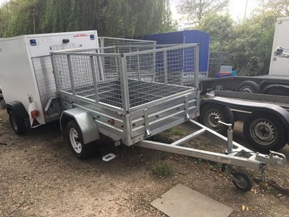 Picture of Paxton Car Trailer with Mesh Kit - SOLD!!!!