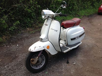 Picture of Lambretta (Spanish) Li 150