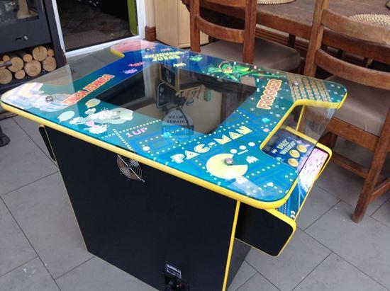 Picture of Retro Games Machine