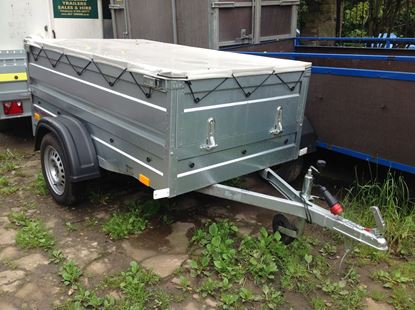 Picture of Car Trailer