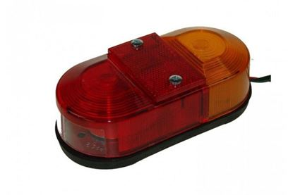 Picture of BRITAX ROUND COMBINATION LAMP