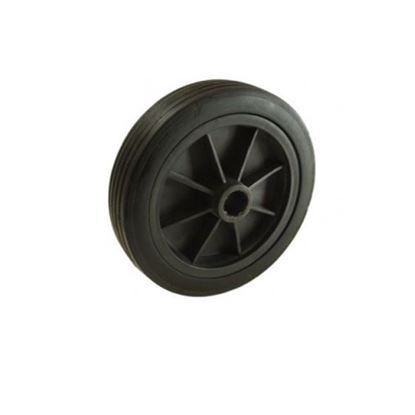 Picture of 155MM BLACK PLASTIC SPARE JOCKEY WHEEL