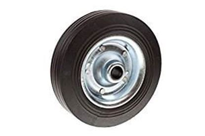Picture of 200MM STEEL SPARE JOCKEY WHEELS