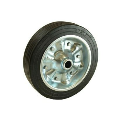 Picture of 225MM PU / STEEL SPARE JOCKEY WHEEL