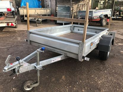 Picture of Indespension Car Trailer